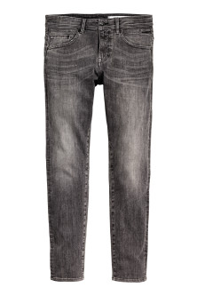 Tech Stretch Slim Low Jeans